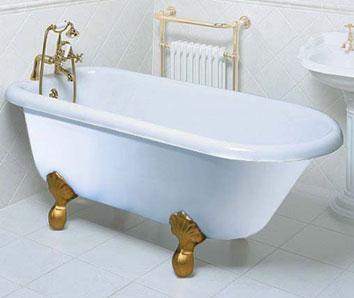 Чугунные ванны - Фрaнцузкaя ванна