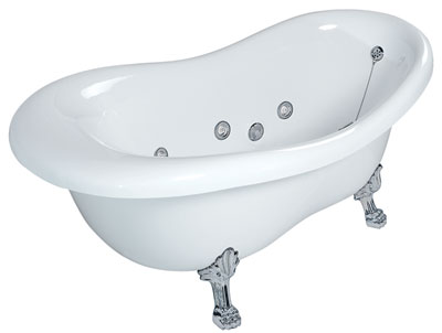 Гидромассажные ванны или джакузи - Пример ванны