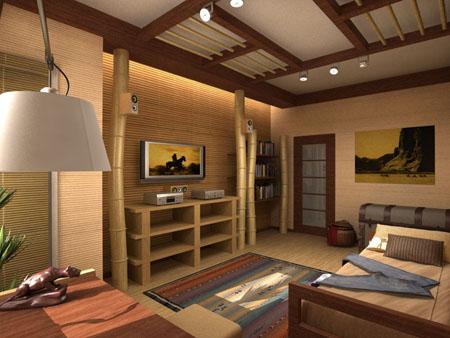 Эргономичный интерьер квартиры