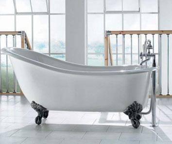 Китaйскaя чугунная ванна