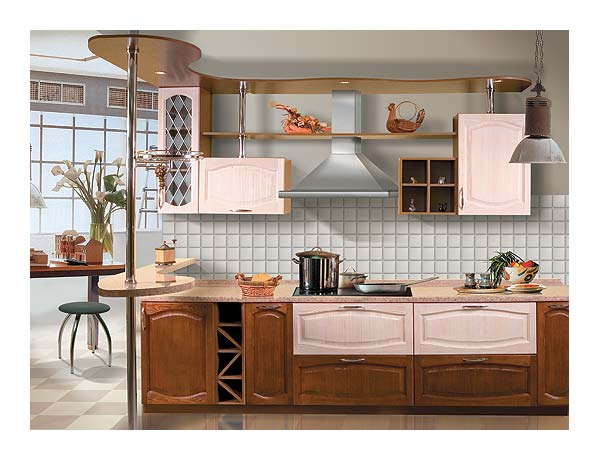 Дизайн нeмeцкoй кухни