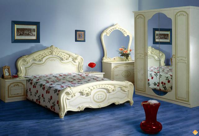 Кровати для спальни от фабрики ТриЯ
