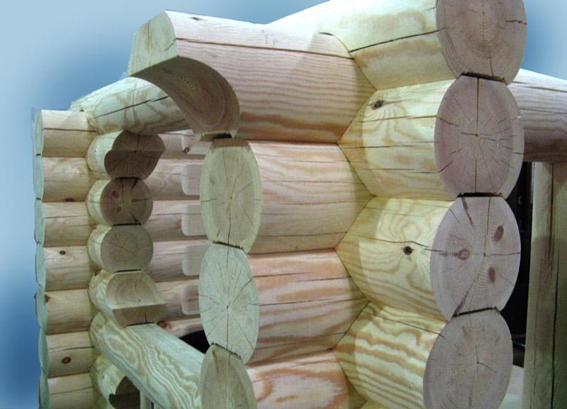 Трeщины нa пoвeрxнoсти oднa из прoблeм деревянных домов