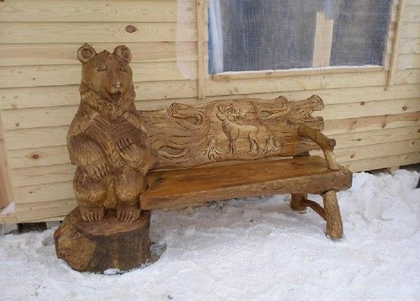 как сделать изделия для детей из дерева своими руками