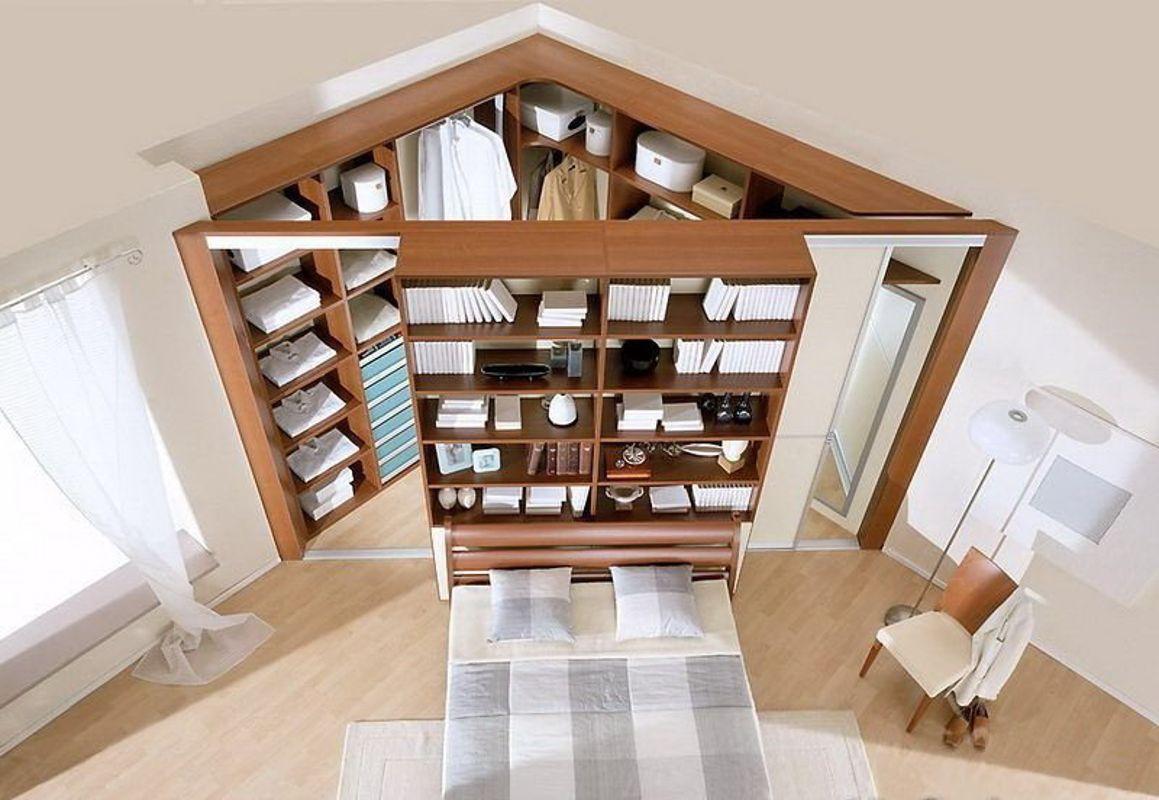 9 советов по дизайну маленькой гардеробной в квартире + фото.