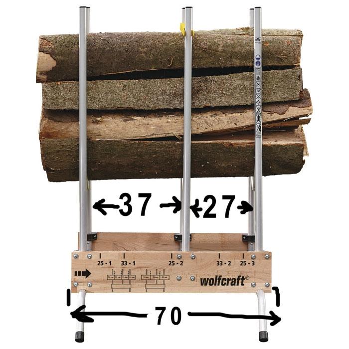 Козлы для пилки дров чертежи из угольников