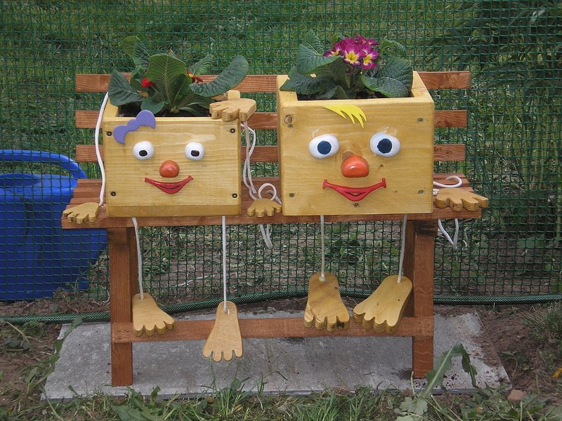 Детские поделки из дерева для своими руками 768
