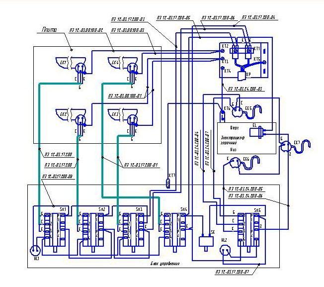 Ремонт электрогазовых плит своими руками 84
