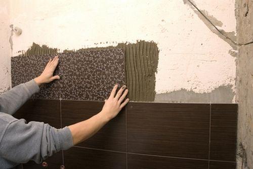 После грунтовки стен когда можно класть плитку мастика битумная мгх г