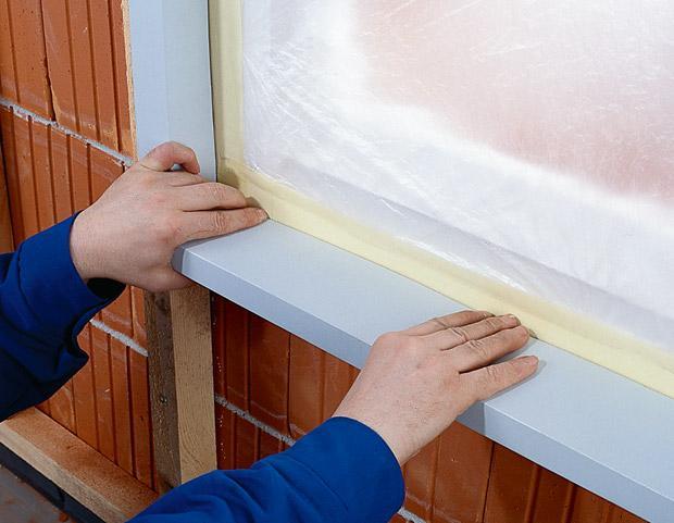 Как обшить окна снаружи своими руками.