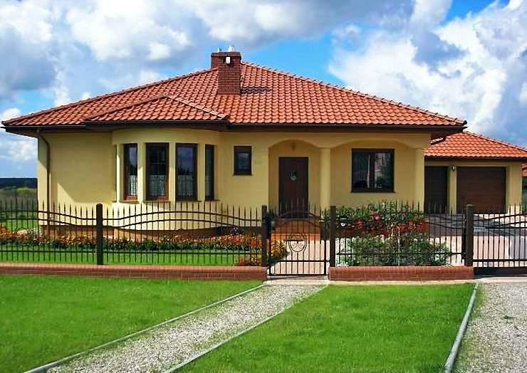 Enostavno lepe zasebne hiše