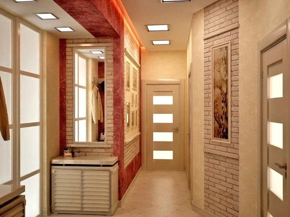 Стильные коридоры