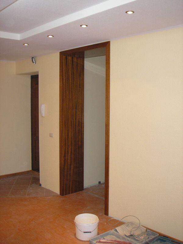 дверные проемы оформление без дверей фото