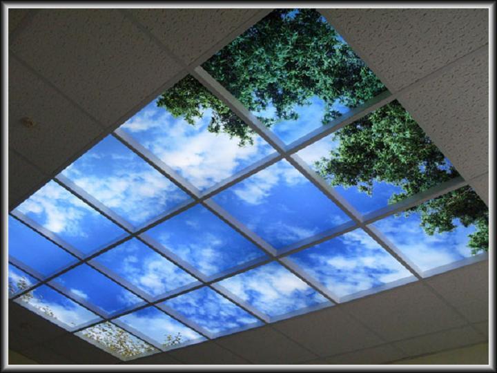 Фальш потолок как сделать