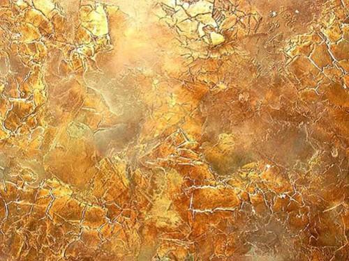 Фактурная краска для стен = Красиво оформленные стены