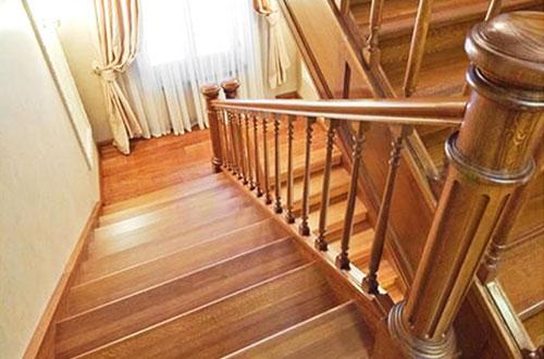 Маршевая лестница: наиболее распространенный и востребованный вид лестниц