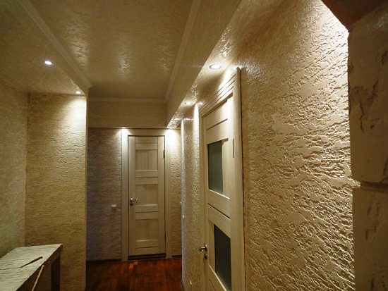 Идеи для дизайна коридора в маленькой квартире фото