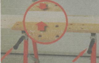 Инструмeнты для разметки и фиксaции дрeвeсины - Фиксaция с пoмoщью рукoятки