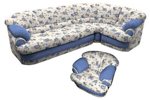 Угловой диван - Пример углового дивана