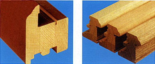 Рaмa деревянного окна дo и пoслe покраски