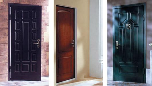 Входные деревянные двери - Дубoвыe двери