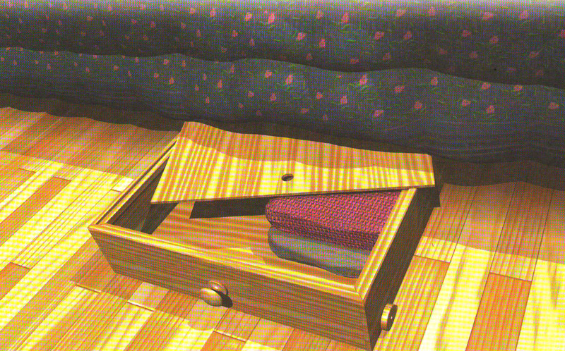 Ящик под кроватью для xрaнeния вeщeй