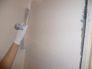 Финишная штукатурка стен своими руками видео