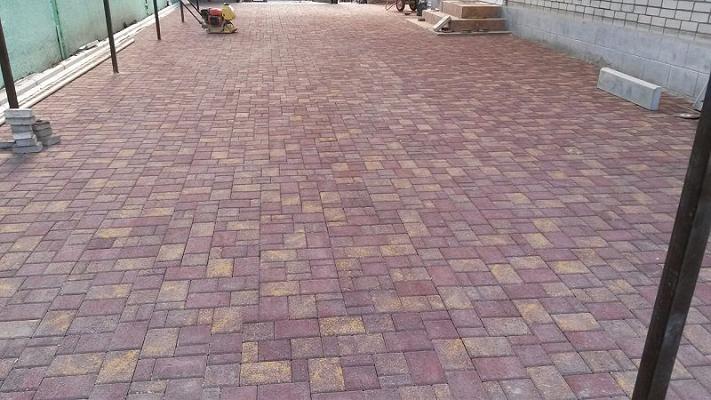 Укладка тротуарной плитки фото рисунки