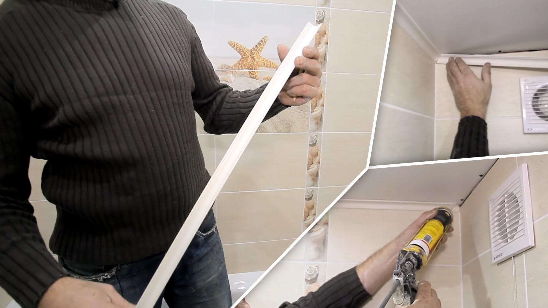 Как покрасить потолочных пенопластовых плинтусов