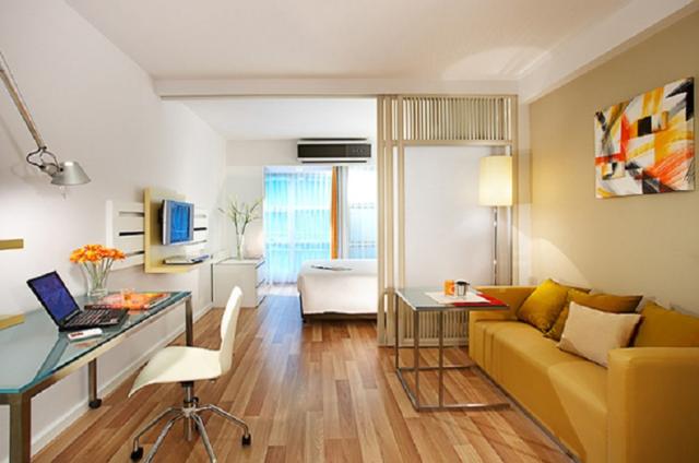 Квартира-студия + фото