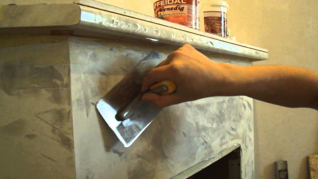 Чем замазать печь чтобы она не трескалась от жара
