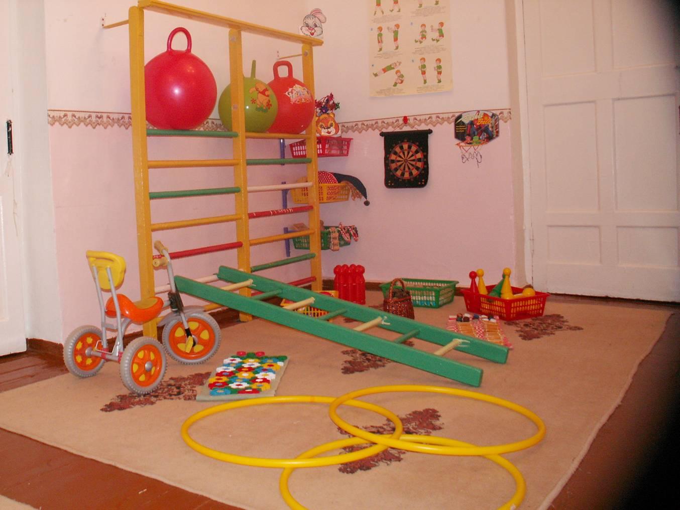 Своими руками физкультурный уголок в детском саду – Как ... | 1016x1354
