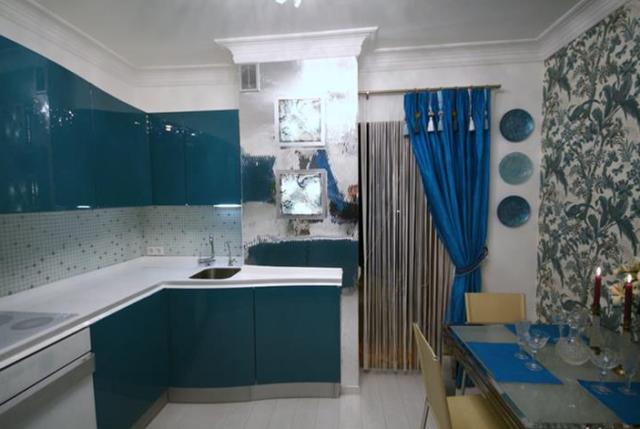 Кухня с коробом в углу - Поиск в Google Кухня, Дом, Идеи для дома