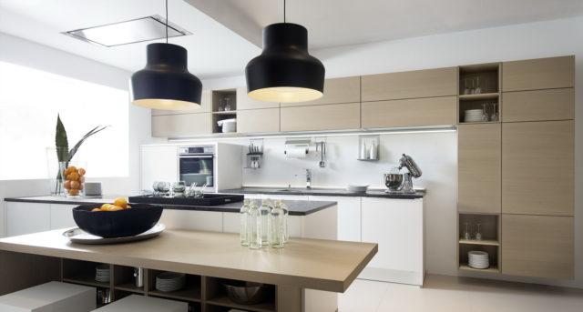 Современные идеи для интерьера кухни