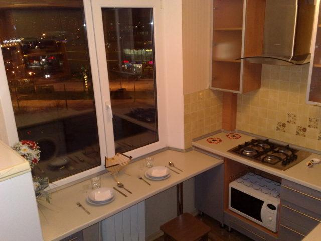Кухня в хрущевке