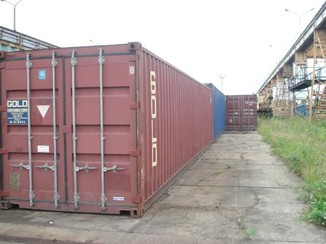 Баня из морского контейнера
