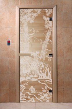 Doorwood: двери для бани