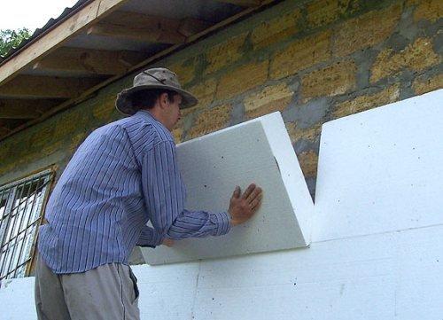 Как утеплить сруб снаружи - Строим баню или сауну