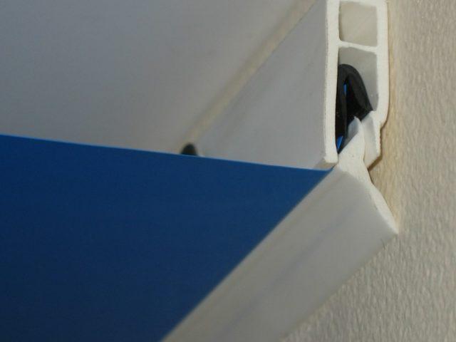 Немецкие и бельгийские бесшовные натяжные потолки