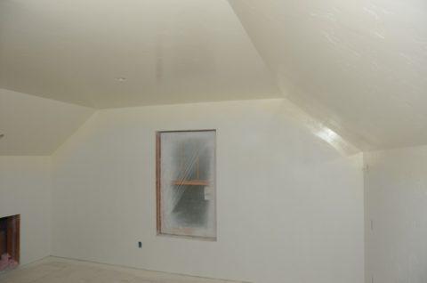 Глянцевые потолки: фото, как сделать