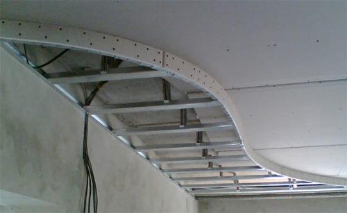 Натяжные потолки Genvik