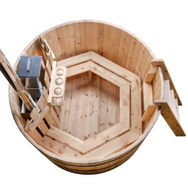 Японская баня фурако