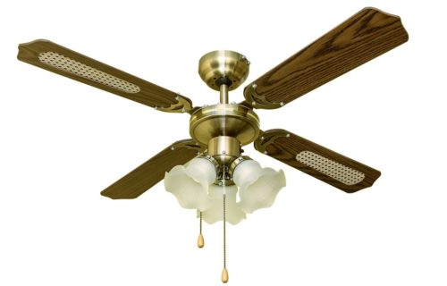 Потолочная лампа вентилятор