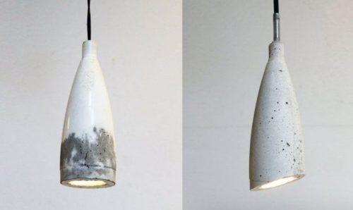 Гипсовые встраиваемые светильники