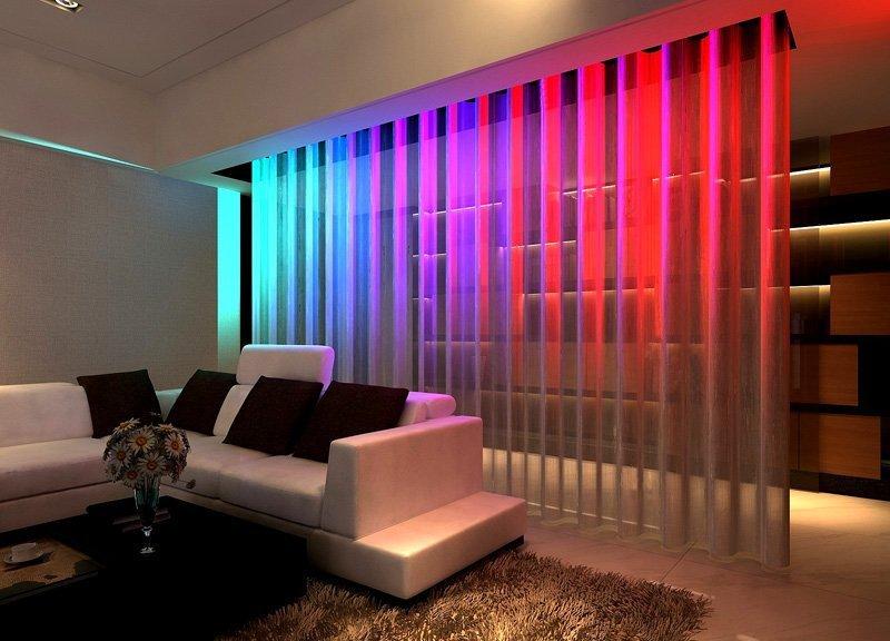 Неоновые лампы: принцип работы и специфика декоративного освещения