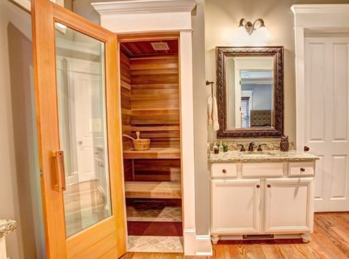 Мебель для бани в комнату отдыха