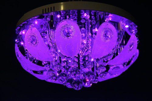 Светодиодные люстры с пультом управления: отзывы