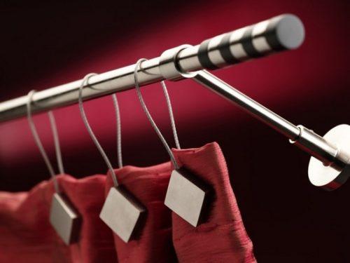Пластиковые крючки для штор