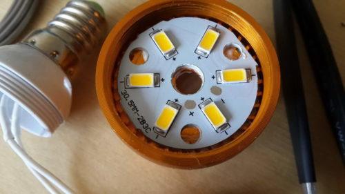 Почему моргает светодиодная лампа во включенном и выключенном состоянии