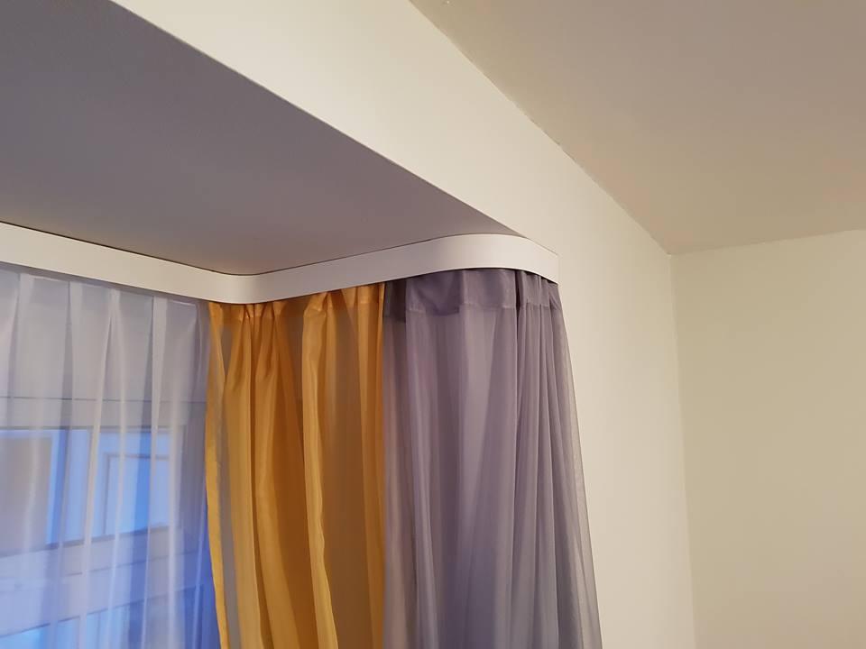 просишь ты, потолочный карниз на натяжной потолок фото белый четким